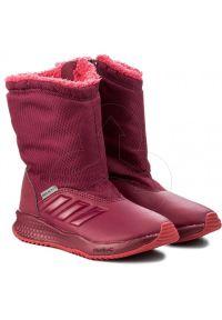 Buty trekkingowe Adidas na co dzień, na zimę