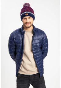 Zimowa czapka PaMaMi - Ciemnooszary. Kolor: szary. Materiał: poliamid, akryl. Sezon: zima