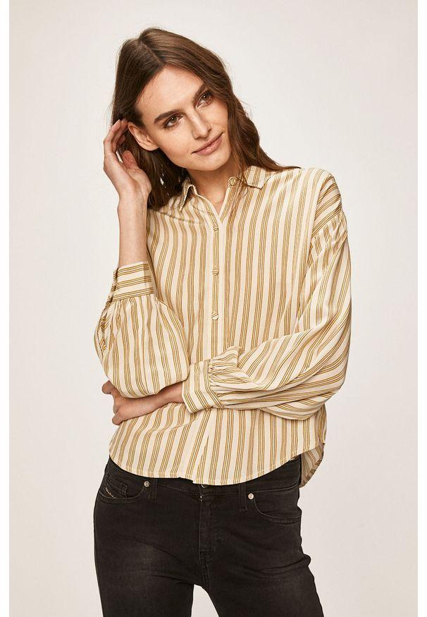 Wielokolorowa koszula Levi's® z klasycznym kołnierzykiem, klasyczna, na co dzień, w kolorowe wzory