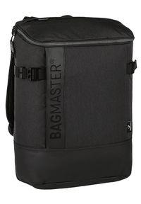 Plecak Bagmaster elegancki, w paski