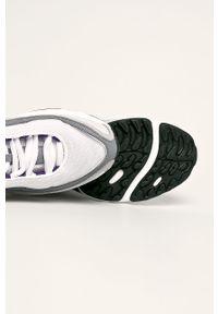 Szare buty sportowe Reebok Classic z cholewką, na sznurówki