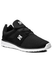 Czarne buty sportowe DC