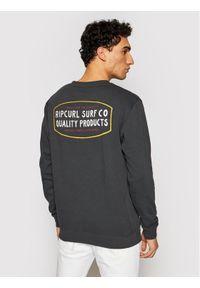 Rip Curl Bluza Garage CFEDW9 Czarny Regular Fit. Kolor: czarny