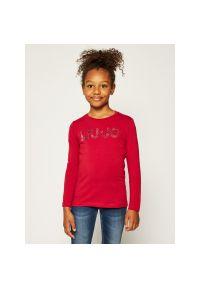 Czerwona bluzka Liu Jo Kids