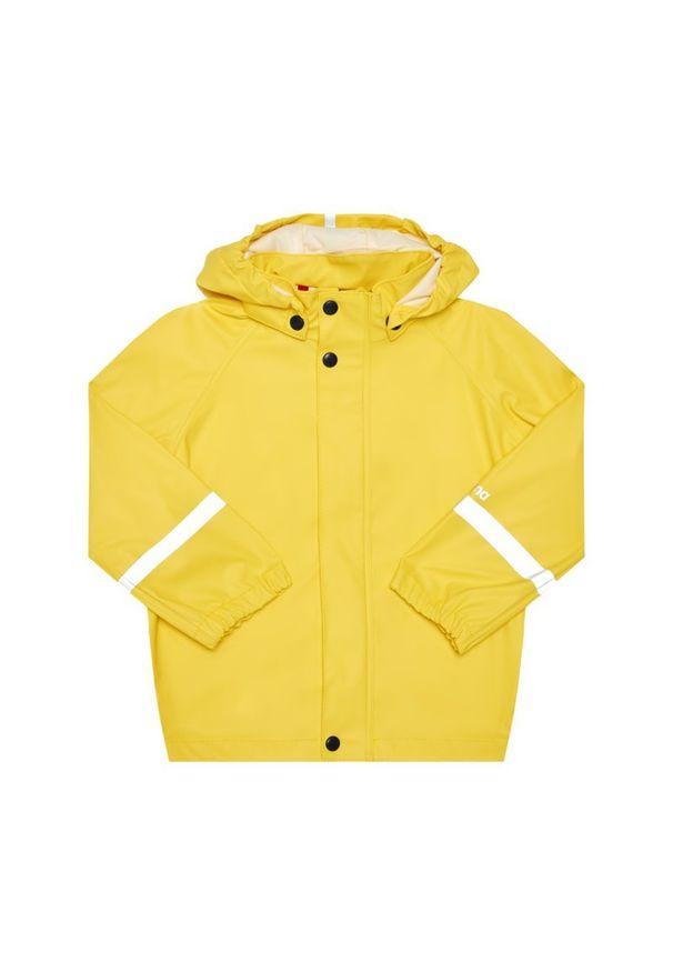 Żółta kurtka przeciwdeszczowa Reima