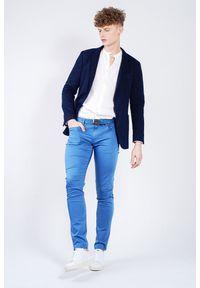 Pasek Versace Jeans w paski