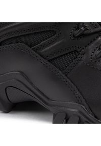 Bates - Buty BATES - Delta Co BE02344 Black. Kolor: czarny. Materiał: skóra. Szerokość cholewki: normalna