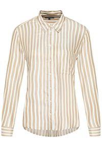 Brązowa koszula Marc O'Polo polo