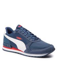Puma Sneakersy St Runner V2 Nl 365278 03 Granatowy. Kolor: niebieski