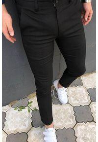 Czarne jeansy IVET casualowe, na co dzień