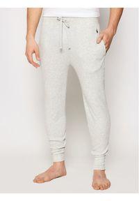 Polo Ralph Lauren Spodnie dresowe Spn 714830285004 Szary. Kolor: szary. Materiał: dresówka