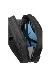 Czarna torba na laptopa AMERICAN TOURISTER wakacyjna #9