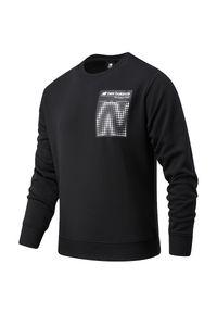 Bluza New Balance z nadrukiem, na co dzień