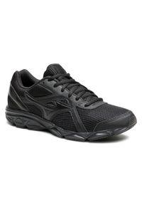 Czarne buty do biegania Mizuno