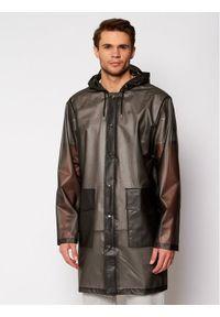 Rains Kurtka przeciwdeszczowa Unisex 1269 Czarny Regular Fit. Kolor: czarny #1