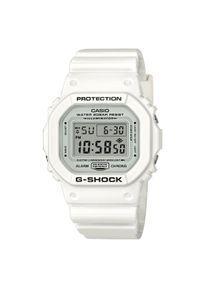 G-Shock Zegarek DW-5600MW-7ER Biały. Kolor: biały