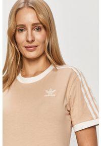 Bluzka adidas Originals casualowa, na co dzień