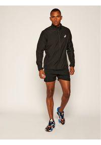 Czarna kurtka do biegania Asics #5