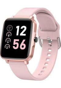 Smartwatch Pacific 13 Różowy (15553-uniw). Rodzaj zegarka: smartwatch. Kolor: różowy