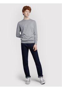 Vistula Sweter Rick RX1083 Szary Regular Fit. Kolor: szary #3