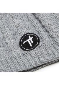Szara czapka zimowa Togoshi