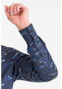 Koszula Armani Exchange na lato, casualowa, na co dzień