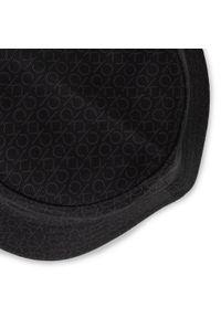 Calvin Klein - Kapelusz CALVIN KLEIN - Mono Blend Bucket K50K505739 BAX. Kolor: czarny. Materiał: materiał, bawełna
