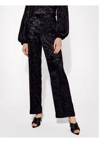 Rage Age Spodnie materiałowe Caleano 1 Czarny Regular Fit. Kolor: czarny. Materiał: materiał