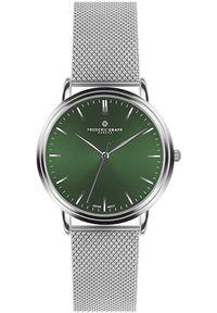 Zielony zegarek Frederic Graff elegancki