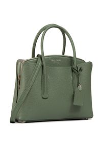 Zielona torebka klasyczna Kate Spade