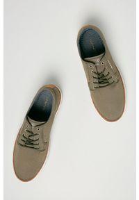 GANT - Gant - Tenisówki Prepville. Nosek buta: okrągły. Zapięcie: sznurówki. Kolor: zielony. Materiał: guma