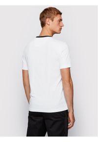 BOSS - Boss T-Shirt Teeonic 50447948 Biały Regular Fit. Kolor: biały