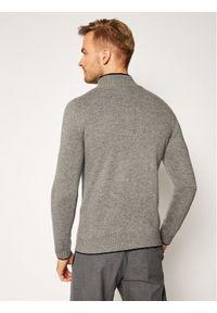 Szary sweter klasyczny North Sails