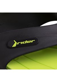Czarne klapki na basen Rider