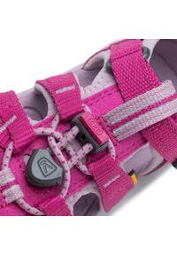 Różowe sandały keen