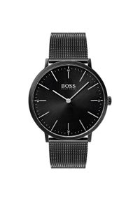 Srebrny zegarek HUGO BOSS klasyczny