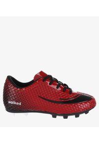 Czerwone buty do piłki nożnej Casu