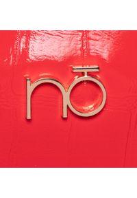 Czerwona torebka klasyczna Nobo