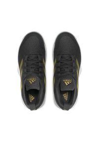 Adidas - adidas Buty Court Control H00943 Szary. Kolor: szary