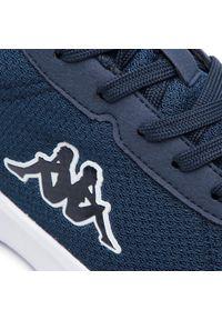 Niebieskie sneakersy Kappa z cholewką, na co dzień