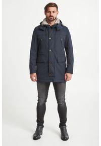 Płaszcz Joop! Collection na zimę