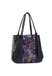 Czarna torebka klasyczna Ara klasyczna