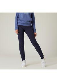 NYAMBA - Spodnie dresowe fitness. Materiał: dresówka. Sport: fitness