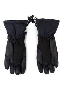 Czarna rękawiczka sportowa Eider narciarska