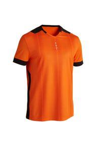 Koszulka do piłki nożnej KIPSTA z krótkim rękawem, krótka