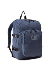 CATerpillar - Plecak CATERPILLAR - Brioso 83874-442 Deep Marine. Kolor: niebieski. Materiał: materiał. Styl: marine
