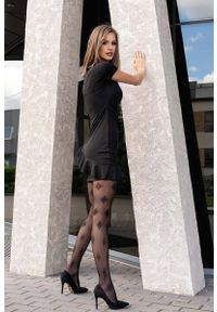 Czarna sukienka Merribel