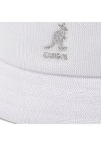 Kangol - Kapelusz KANGOL - Bucket Tropic Bin K3299HT White WH103. Kolor: biały. Materiał: poliester, materiał #5