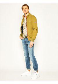 Zielona kurtka bomberka Tommy Jeans