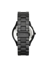 Czarny zegarek Michael Kors casualowy